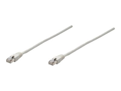 Intellinet - Patch-Kabel - RJ-45 (M) bis RJ-45 (M) - 3 m - SFTP - CAT 6