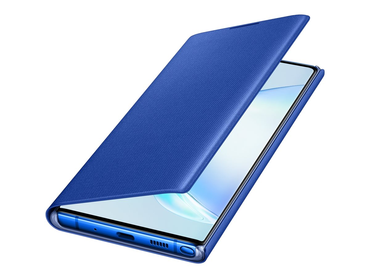 Samsung LED Wallet Cover EF-NN975 - flip cover for cell phone