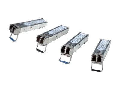 Cisco Rugged SFP - SFP (Mini-GBIC)-Transceiver-Modul - GigE - 1000Base-LX, 1000Base-LH - LC Einzelmodus - 1310 nm