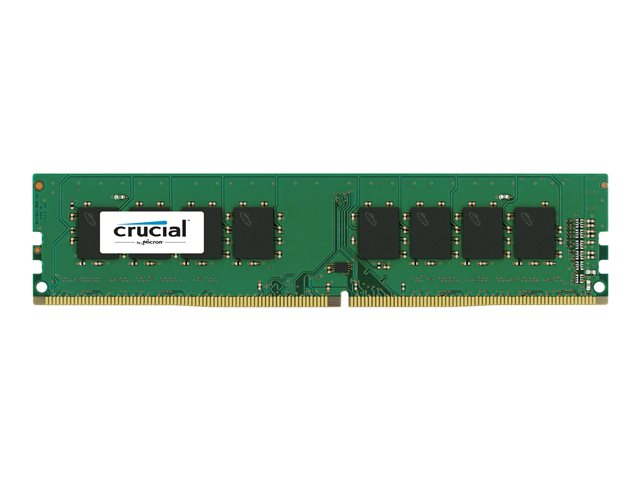Image of Crucial - DDR4 - 4 GB - DIMM 288-pin - unbuffered