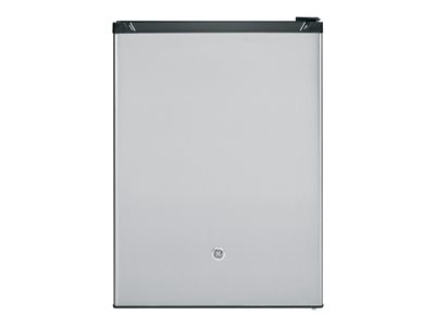 GE Spacemaker GCE06GSHSB Refrigerator with freezer compartment freestanding width: 23.6 in