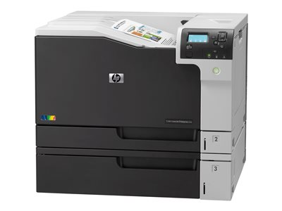 HP Color LaserJet Enterprise M750dn Printer color Duplex laser A3/Ledger