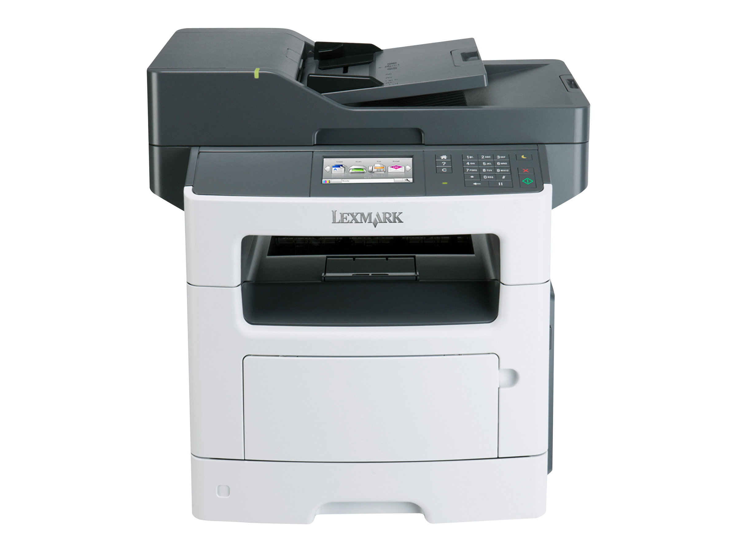 Lexmark MX511de - Multifunktionsdrucker - s/w - Laser - Legal (216 x 356 mm) (Original) - Legal (Medien)