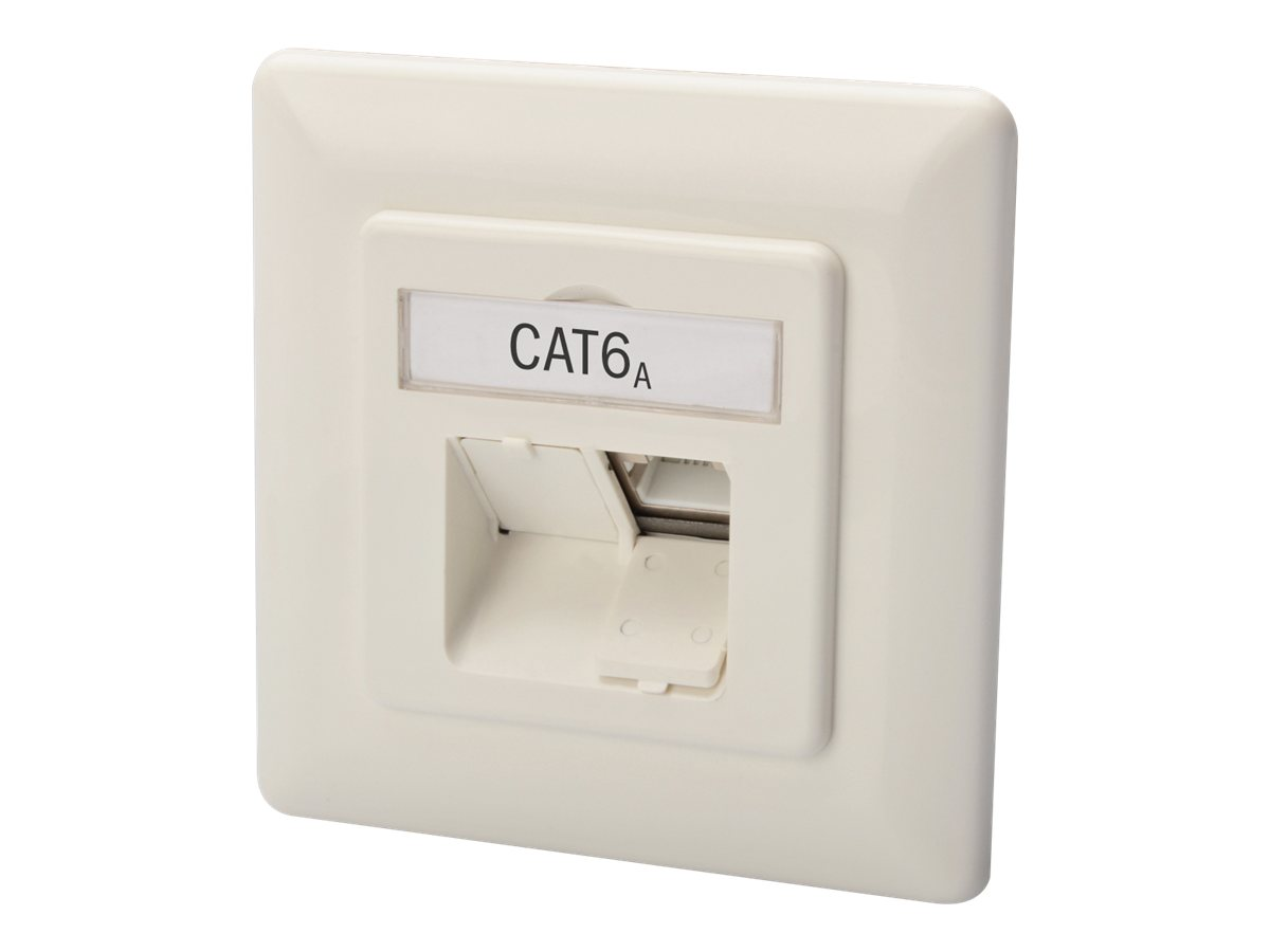 DIGITUS CAT 6A NETWORK OUTLET DN-9008-1