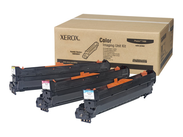 Xerox Phaser 7400 Color Imaging Unit Kit