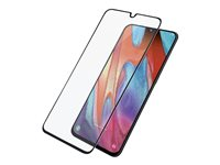PanzerGlass Original sort, Krystalklar for Samsung Galaxy A41