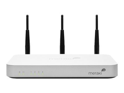 Cisco Meraki MX60W Cloud Managed - security appliance