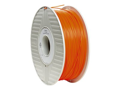 Verbatim Orange 2.2 lbs PLA filament (3D) for bq Witbo