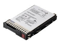 HPE Read Intensive - Solid state drive - 3.84 TB - hot-swap - 2.5