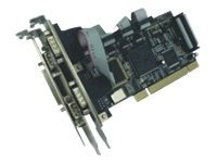 M-CAB - Adapter Parallel/Seriell - PCI - 5 Anschlüsse