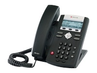 equal2new SOUNDPOINT IP 335 2 LINE SIP PHONE WITH POE