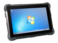 DT Research Rugged Tablet DT301C Tablet Celeron 3955U / 2 GHz Win 7 Pro 4 GB RAM