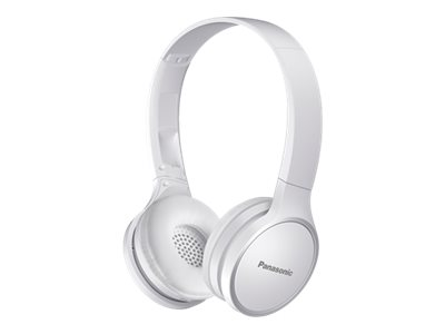 Panasonic RP-HF400B - headphones with mic
