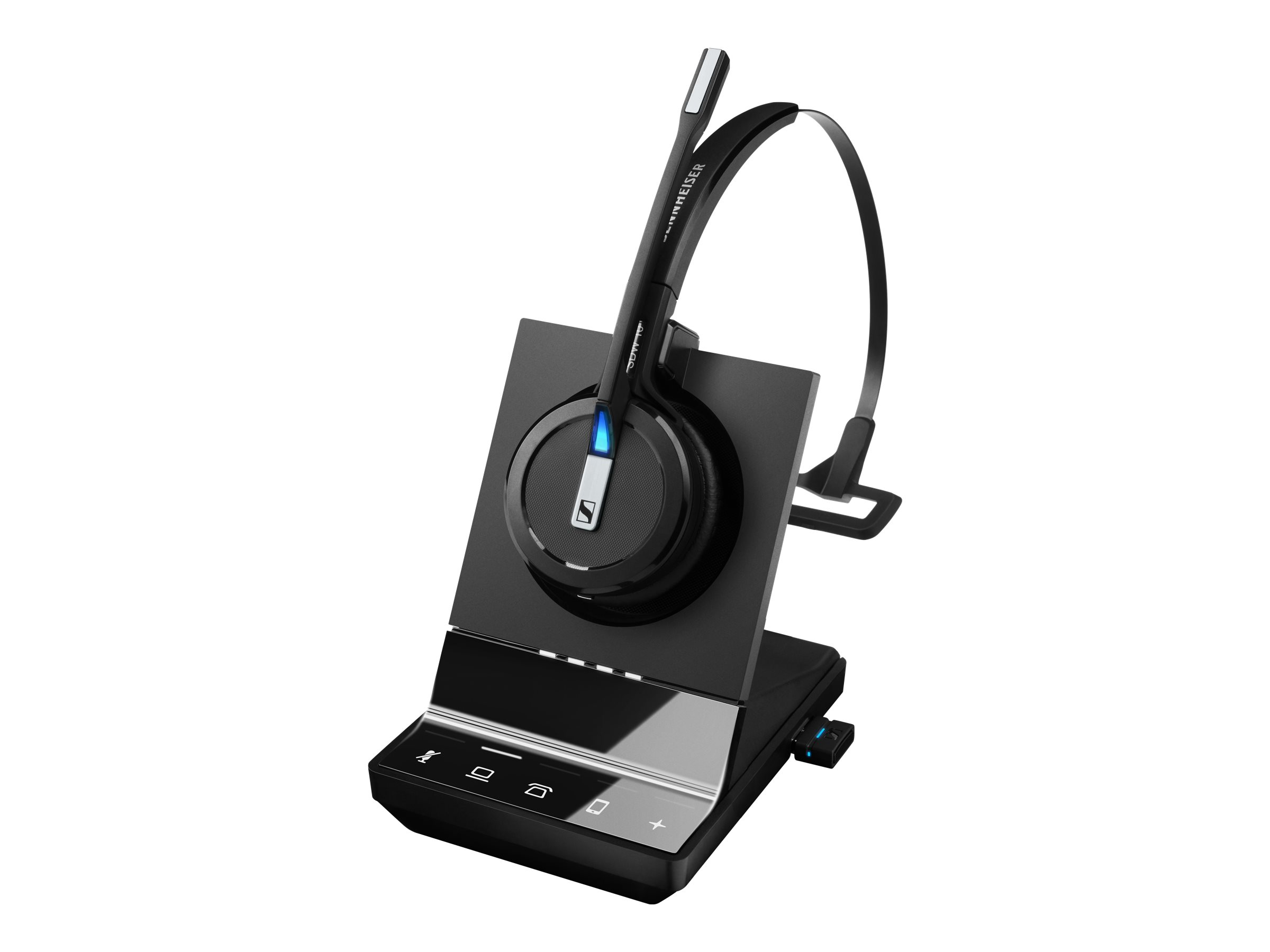 Sennheiser SDW 5016 - wireless headset system - US