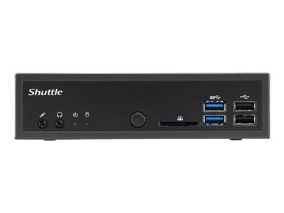 Shuttle XPC slim DH310 Slim-PC 0GB 0GB No-OS