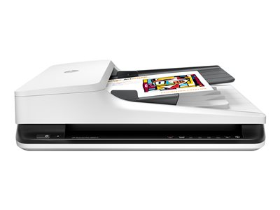 HP Scanjet Pro 2500 f1 - document scanner - desktop - USB 2 0
