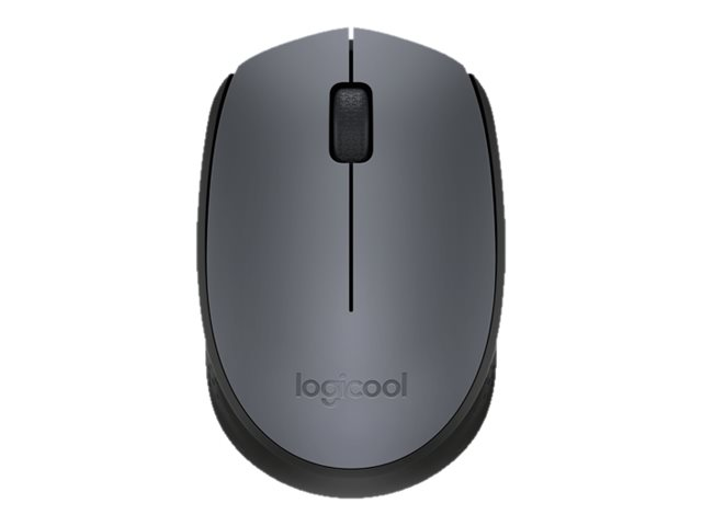 Image of Logicool M171 - mouse - 2.4 GHz - gray black