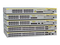 Allied Telesis AT X610-48TS-POE+ - Switch