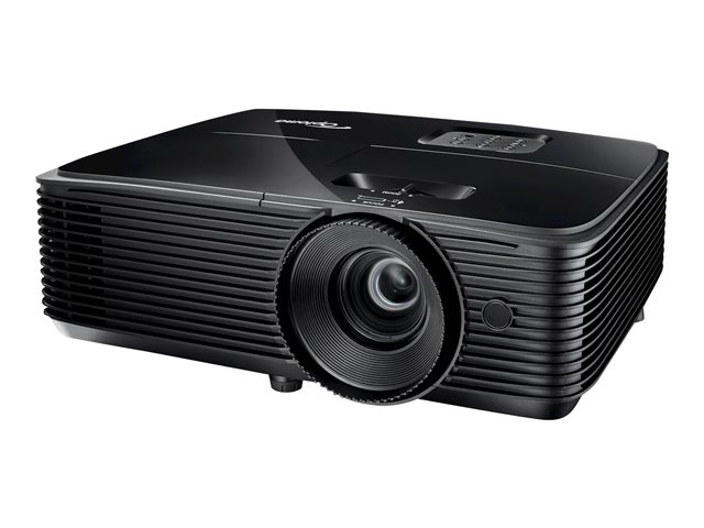 Optoma S322e - DLP projector - portable - 3D