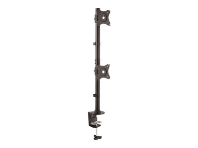 StarTech.com Desk Mount Dual Monitor Mount Vertical Up to 27INCH Monitors