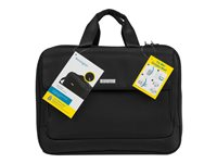 Kensington SecureTrek Notebook carrying case 15.6INCH black