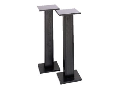 Chief ERSS-36 36INCH Economy Speaker Stands Stand for speaker(s) oak laminate black