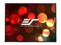 Elite Screens DIY Pro Series DIY133H1 Projection screen 133INCH (133.1 in) 16:9 DynaWhite