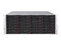 Supermicro SuperStorage Server 6047R-E1CR36L Server rack-mountable 4U 2-way RAM 0 MB