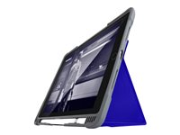 STM dux plus Flip cover for tablet / accessories blue 9.7INCH in academic