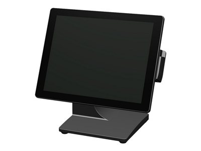 Logic Controls LE2000 LCD monitor 15INCH touchscreen 1024 x 768 250 cd/m² 600:1 8 ms