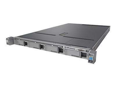 Cisco UCS SmartPlay Select C220 M4 Standard 1 Server rack-mountable 1U 2-way