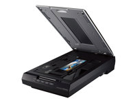 Epson Perfection V550 Photo - Scanner à plat - A4 - 6400 ppp x 9600 ppp - USB 2.0