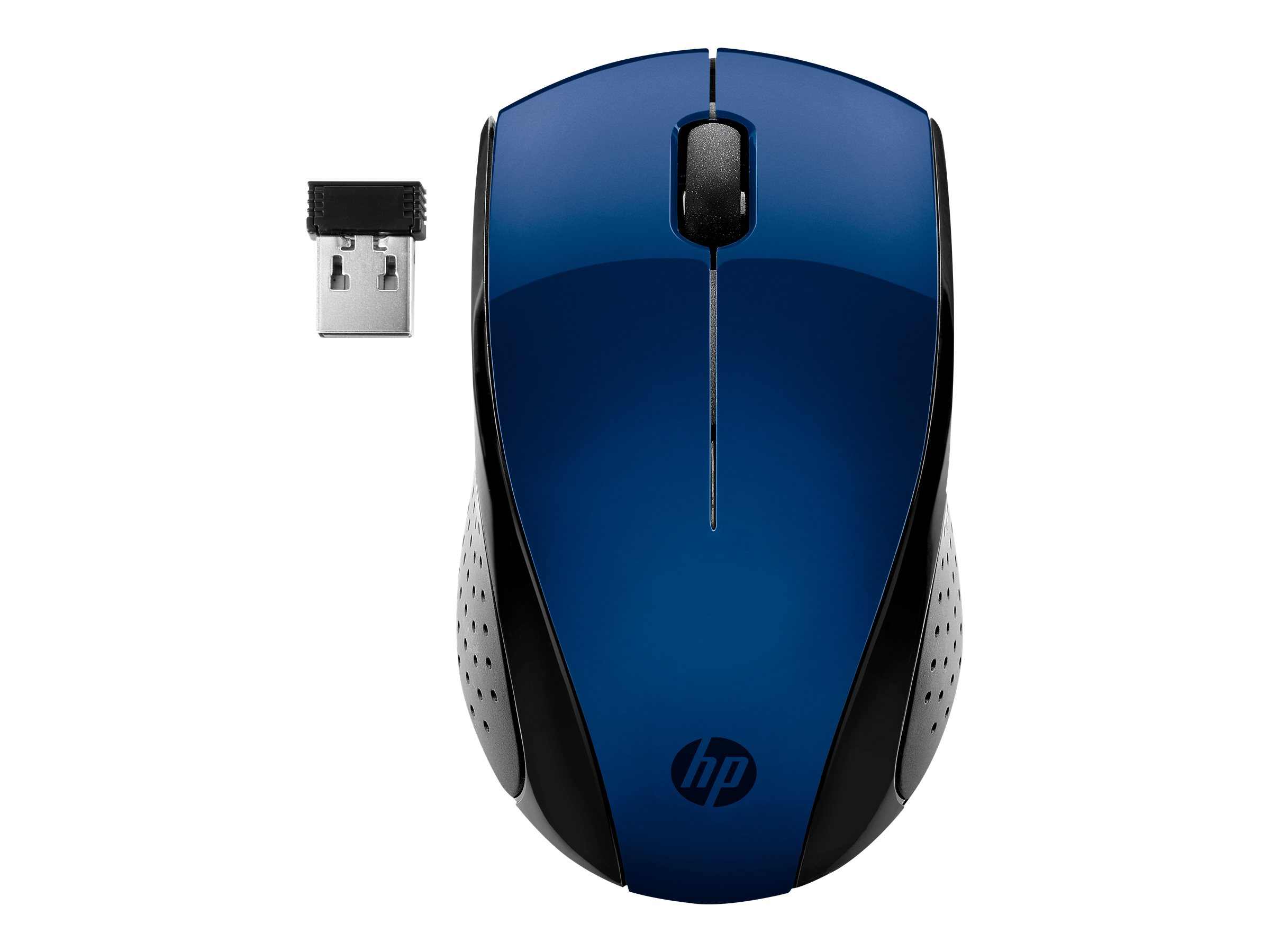 HP Inc. HP Wireless Mouse 220 Blue 7KX11AA#ABB