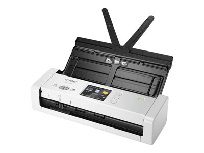 Scanners Brother ADS-1700W - scanner de documents - portable - USB 3.0, Wi-Fi(n), USB 2.0 (Host)