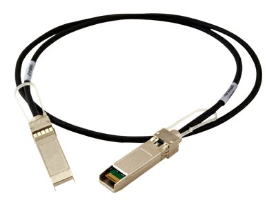 Transition Networks SFP+ Direct Attached Copper Cable Assembly - direct attach cable - 1 m