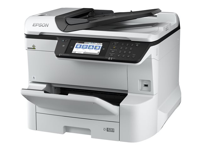 Image of Epson WorkForce Pro WF-C8690DWF - multifunction printer - colour