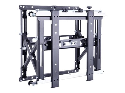 Public Video Wall Mount Push Max 90kg