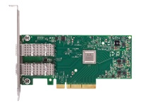 Mellanox ConnectX-4 Lx - Network adapter - PCIe low profile - 25 Gigabit Ethernet x 2 - for PowerEdge C6320, FC430, FC830; PowerEdge C6420, FC640, R430, R440, R540, R640, R740, R930