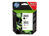 HP 303 Combo Pack - 3YM92AE