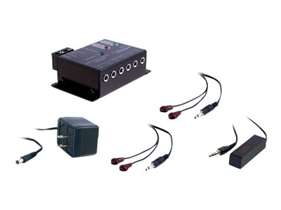 C2G Infrared Remote Control Repeater Kit - repeater kit for remote control