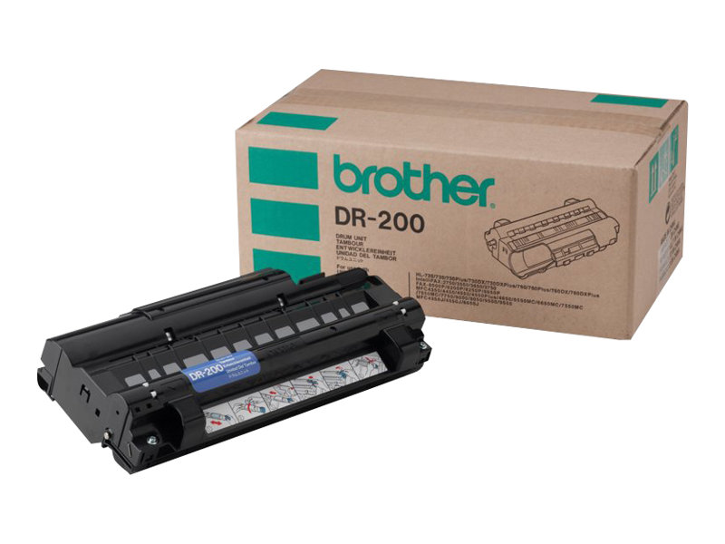 Brother DR200 - Trommel-Kit - für Brother HL-720, 730, 760, MFC-4300, 4450, 4550, 4650, 6550, 6650, 7650, 7750, 9050, 9550