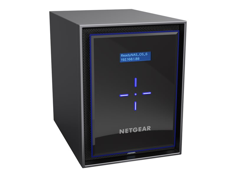 NETGEAR ReadyNAS 426 - NAS-server