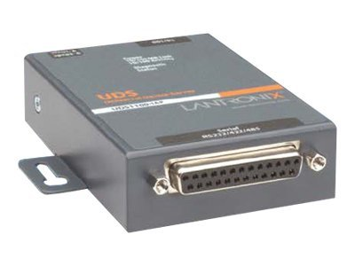 Lantronix Industrial Device Server UDS1100-IAP - Geräteserver - 100Mb LAN, RS-232, RS-422, RS-485