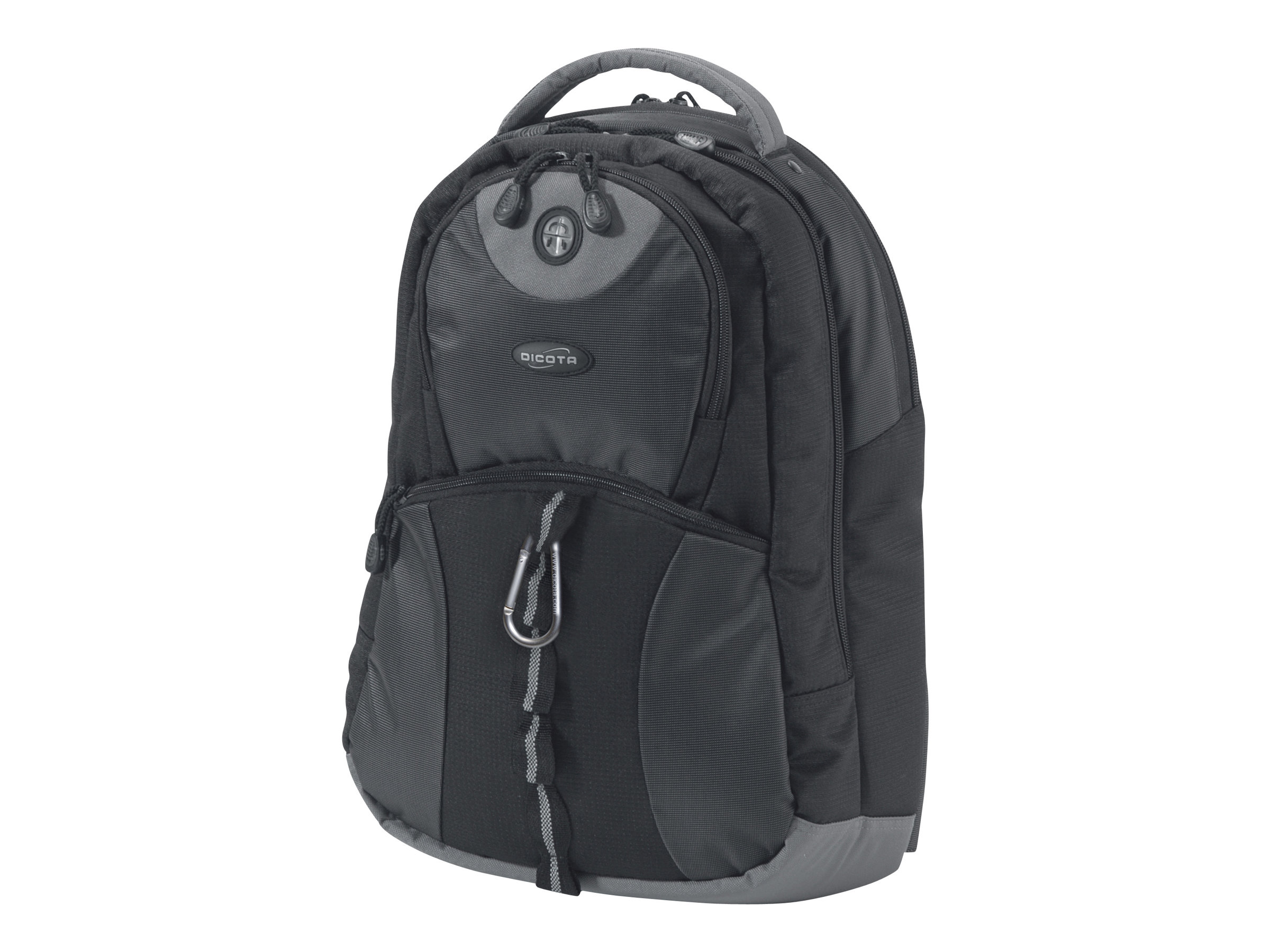 Dicota BacPac Mission XL - Notebook-Rucksack - 43.2 cm (17