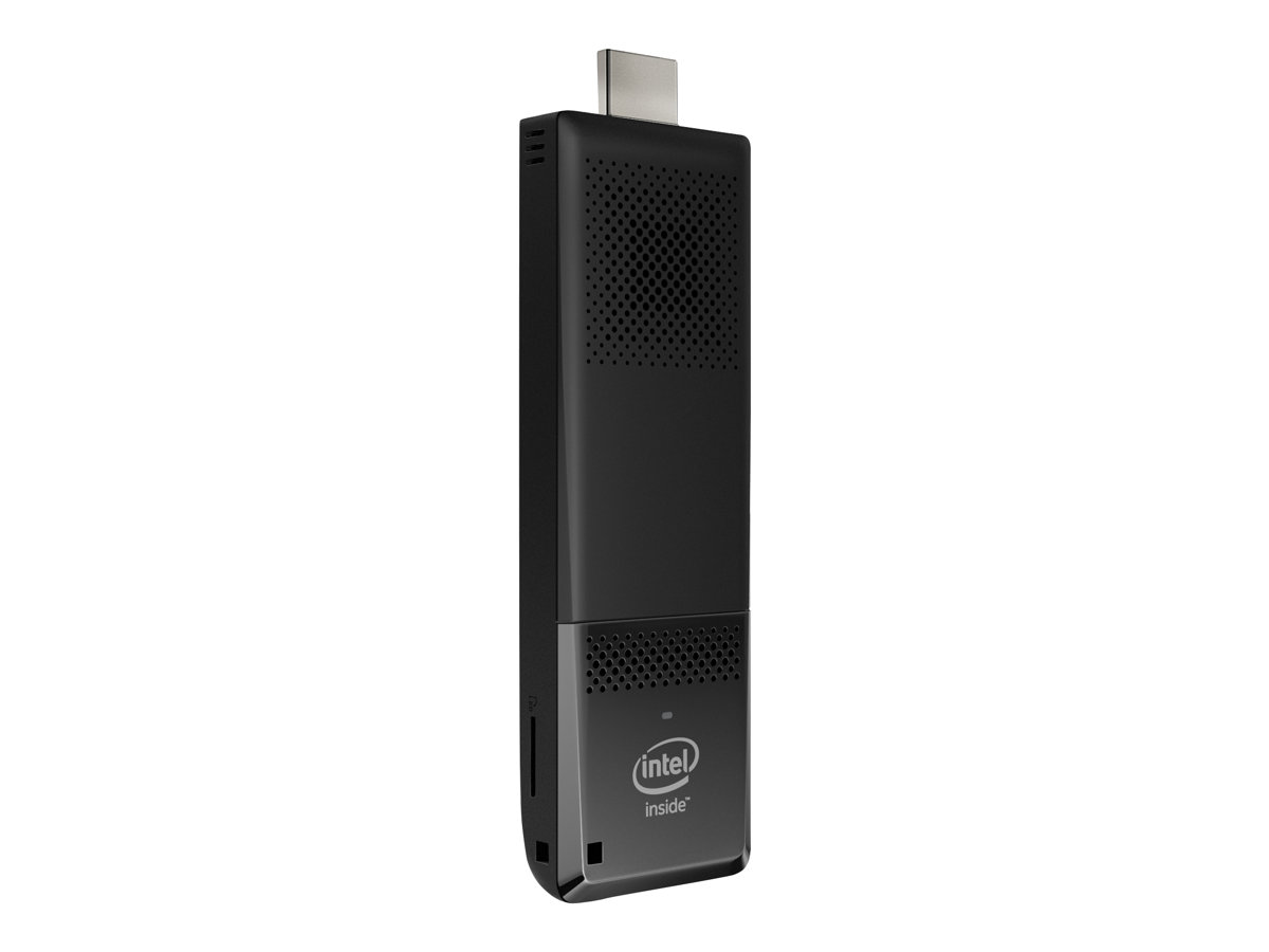 Intel Compute Stick STK1AW32SC - Stick - 1 x Atom x5 Z8300 / 1.44 GHz - RAM 2 GB - Flash - eMMC 32 GB