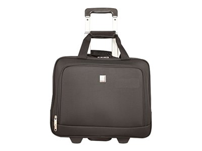 Urban Factory Method Laptop Trolley Case 15.6INCH Black Notebook carrying case 15.6INCH black
