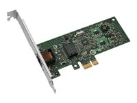 10/ 100/ 1000Mbps PCI-Express Gigabit CT Desktop Adapter 1 x RJ4