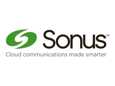 Sonus Session Border Controller Software Edition High Avalability Transcoding License