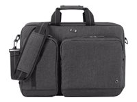 SOLO Urban Hybrid Briefcase Notebook carrying case 15.6INCH gray
