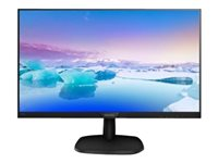 Philips V-line 243V7QJAB LED monitor 24INCH (23.8INCH viewable) 1920 x 1080 Full HD (1080p) IPS
